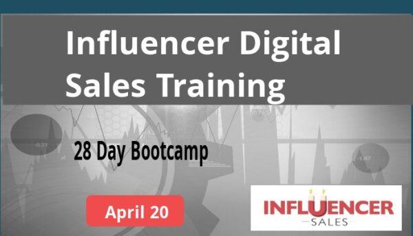Apr 20 Influencer sales